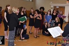 Brigadoon Rehearsal 5