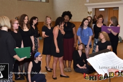 Brigadoon Rehearsal 6