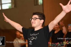 Brigadoon Rehearsal 10
