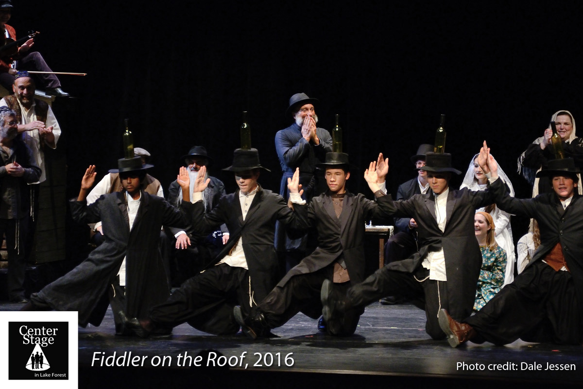 Fiddler On The Roof Centerstagelakeforest Org